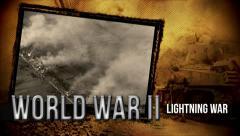Blitzkrieg (Lightning War) | Title Opener | World War 2 Stock Footage