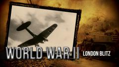 London Blitz | Title Opener | World War 2 Stock Footage