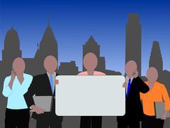 Philadelphia liiketoiminnan joukkue Piirros