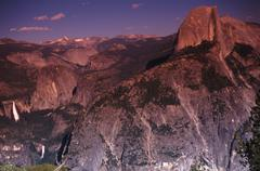 yosemite yoseand eastern sierras - stock photo