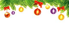 Stock Illustration of christmas banner