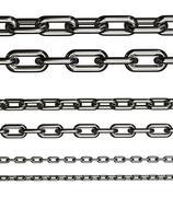 chain links - stock illustration