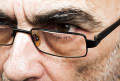 Stock Photo of male eye