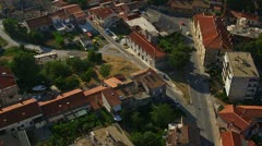 Pula aerial - stock footage