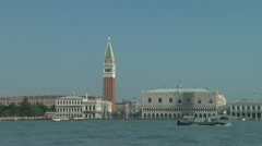 Zoom-in to Piazza San Marco,Venice Stock Footage