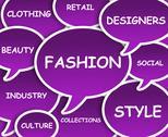Fashion cloud Stock Illustration