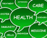 Health cloud Stock Illustration