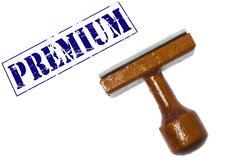 Premium stamp Stock Photos