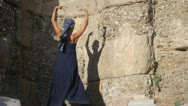 Dances and ancient Stock Footage