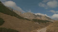 Mountains Stock Footage