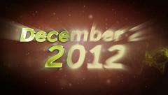 December21 2012 2 Stock Footage