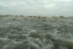 Philippines Typhoon Stock Footage