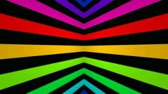 Fold stripes Stock Footage