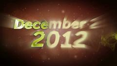December21 2012 2 1280x720 Stock Footage