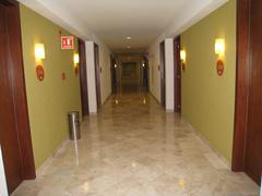 Hotel Hallway Stock Photos