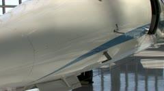 720p Leer Jet 2 Stock Footage