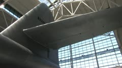 720p Spruce Goose Tail 2 Stock Footage