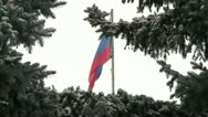 Stock Video Footage of Flag