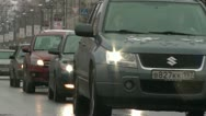 Stock Video Footage of Traffic