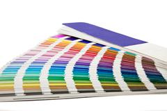 Stock Photo of color chart
