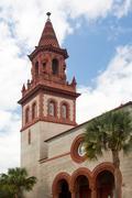 grace united methodist church florida - stock photo