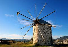 Windmill.jpg Stock Photos