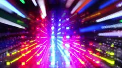 Music graphic equalisers spectrum Stock Footage