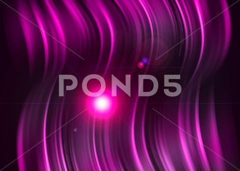 Stock Illustration of pink aura light abstract background