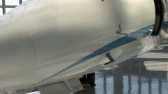 1080p Leer Jet 2 Stock Footage