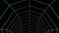 Stock Video Footage of tunnel mesh