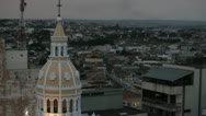 City View, Sao Paulo, Brazil. Church. Cathedral Stock Footage