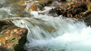 Mountain river. Stock Footage