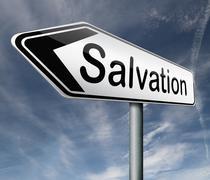 Salvation Stock Illustration