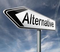 Stock Illustration of alternative