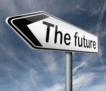 Future Stock Illustration