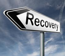 Recovery Stock Illustration