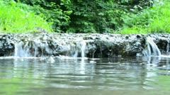 brook - stock footage