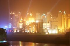 Stock Photo of night view