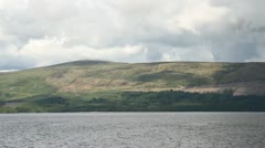 Loch lomond Scotland, United Kingdom Stock Footage