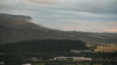 Stirling Scotland - stock footage