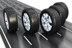 Automotive concept Stock Illustration