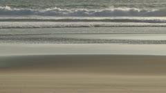 Windy Beach 02 Stock Footage
