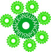 Insurance Stock Illustration