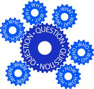 Question Stock Illustration