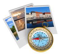 Stock Illustration of Tourism concept