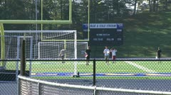 Sports facilities (2 of 5) Stock Footage