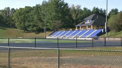 Sports facilities (4 of 5) Stock Footage