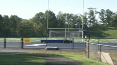 Sports facilities (5 of 5) Stock Footage