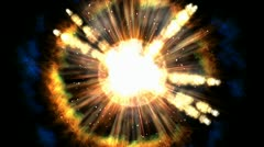 Explosion Stock Footage