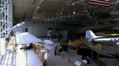720p Spruce Goose 6 Stock Footage